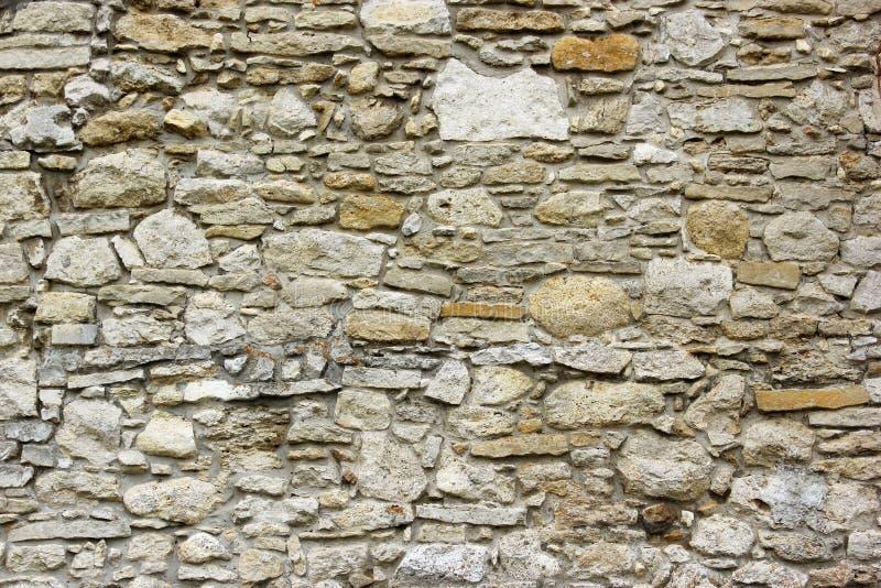 Textur för stenvägg, closeup royaltyfri bild