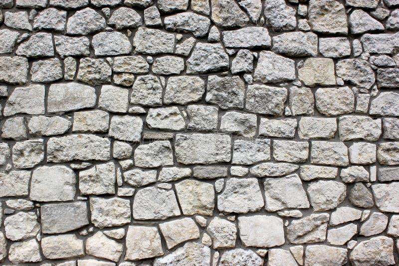 Textur för stenvägg, closeup arkivfoton