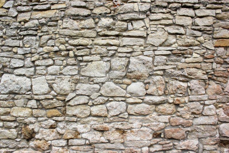 Textur för stenvägg, closeup royaltyfri foto