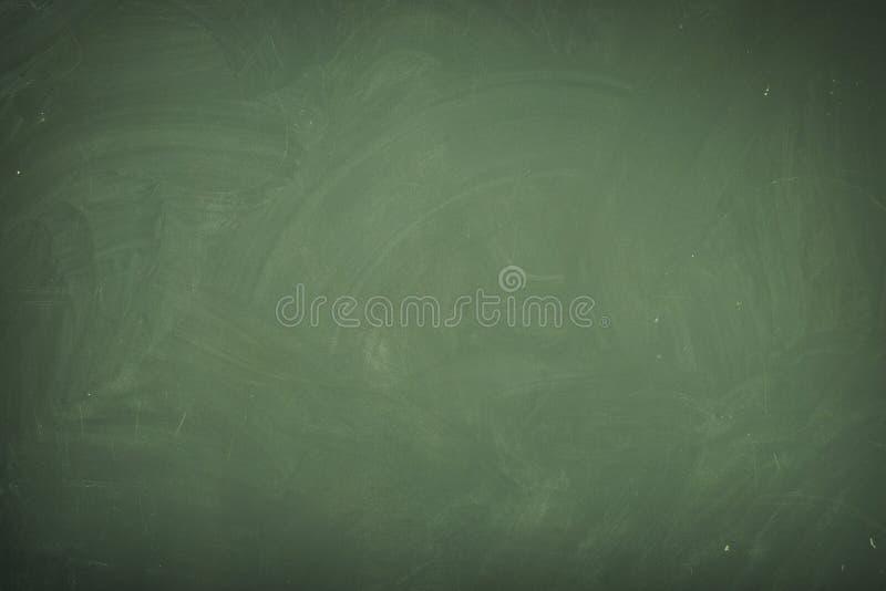 Textur för svart tavla (svart tavla). Tom svart tavla för mellanrumssvart arkivfoto