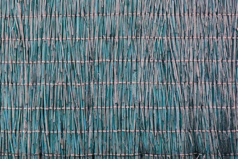 Textur för tappningrottingstaket - nätt abstrakt fotobakgrund royaltyfri bild