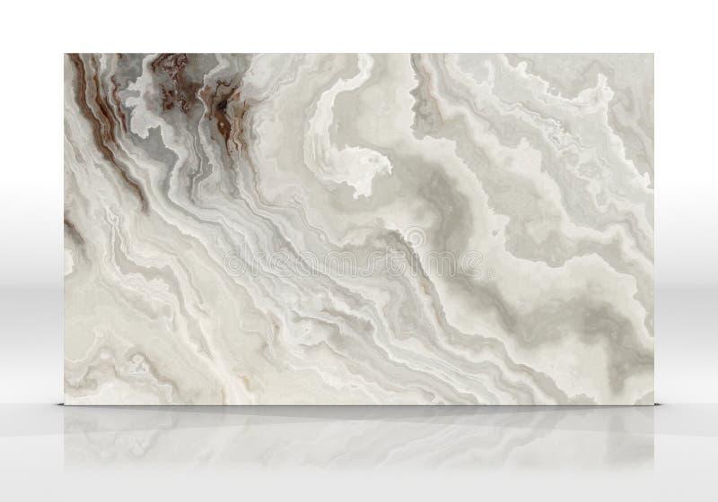 Textur för tegelplatta för onyxmarmor royaltyfri illustrationer