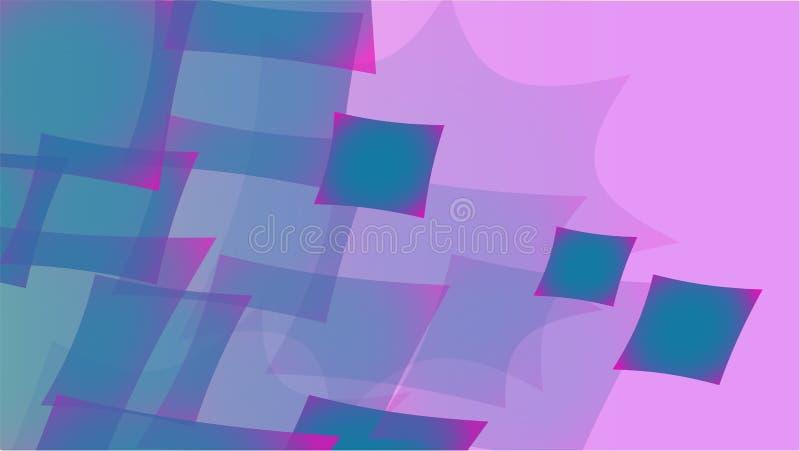 Textur från den genomskinliga cirklar för ljus luft för lilaabstrakt begrepp volymetriska trendiga magiska sned antennen, krökta  vektor illustrationer