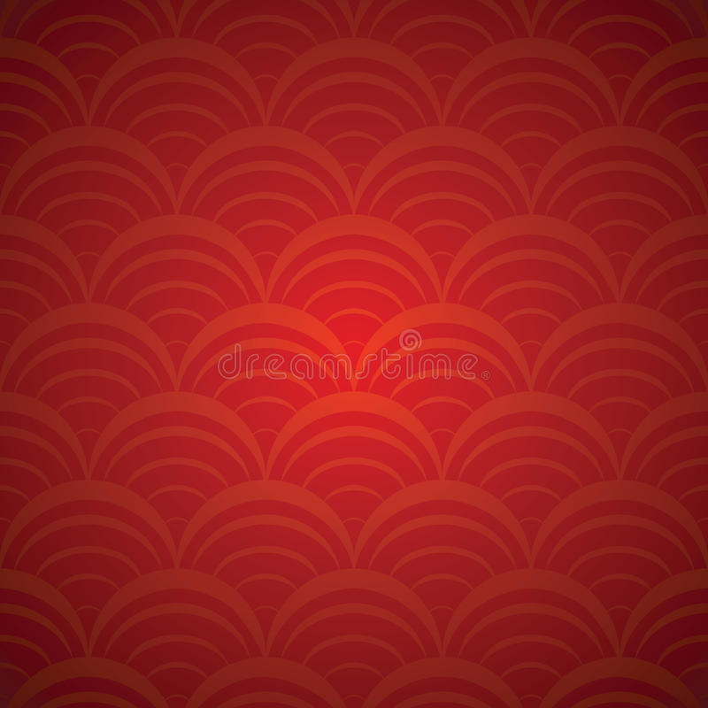 Textur i orientalisk stil royaltyfri illustrationer