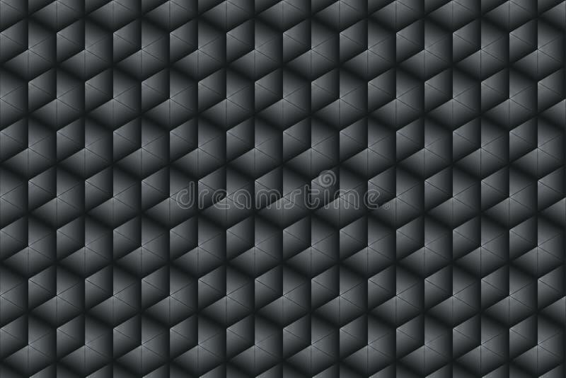 Textur i svart och antracit royaltyfri bild
