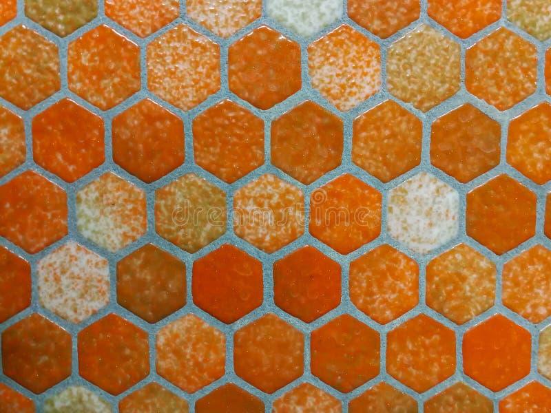 Textur och modell på väggtegelplattor fotografering för bildbyråer