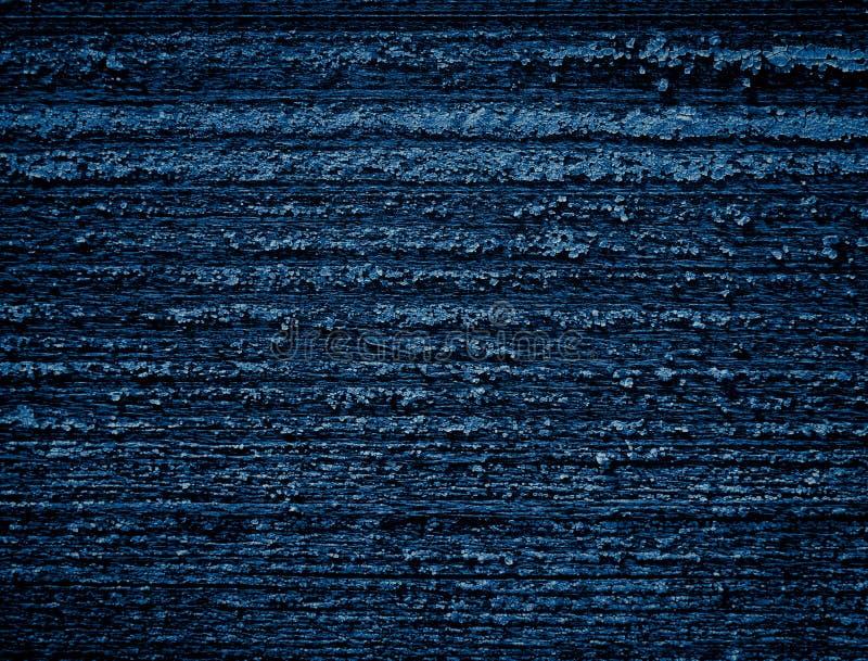 Textur som ?r marinbl? av gammalt grovt tr? abstrakt bakgrundsdesign arkivfoton