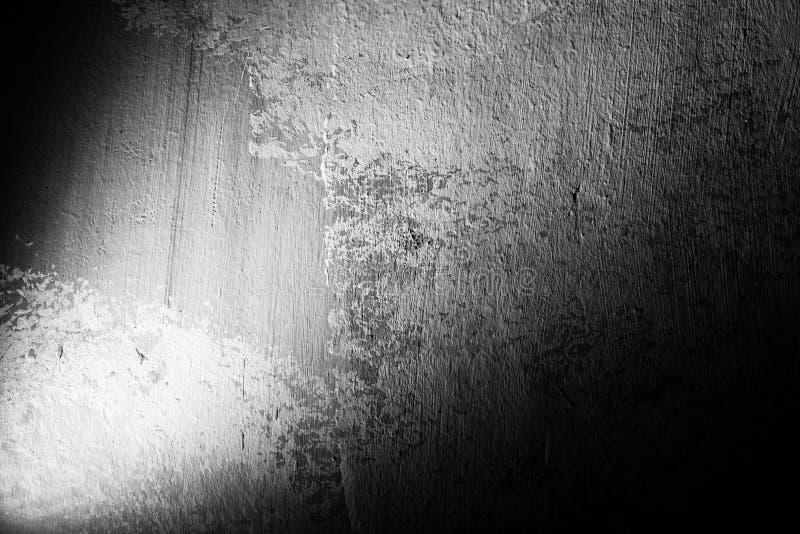 Textur väggen, betong, kan det användas som en bakgrund Väggfragment med skrapor och sprickor fotografering för bildbyråer