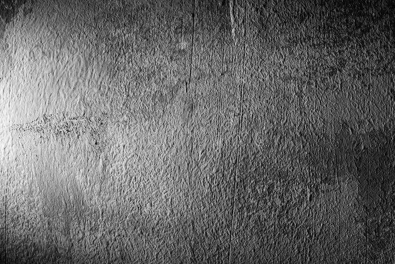Textur väggen, betong, kan det användas som en bakgrund Väggfragment med skrapor och sprickor royaltyfri foto