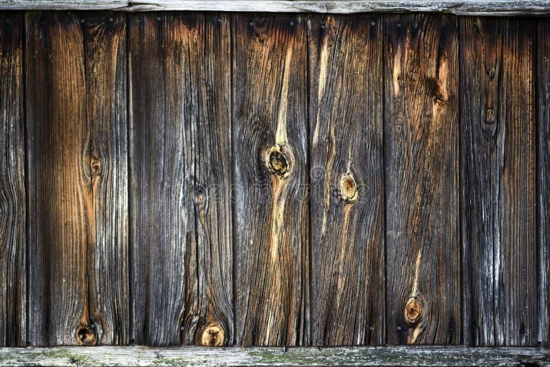 Textur von alten Holzbrettern stockbild