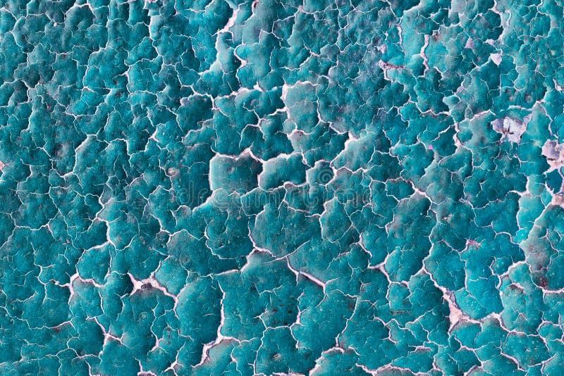Textura ácida com rachaduras foto de stock royalty free