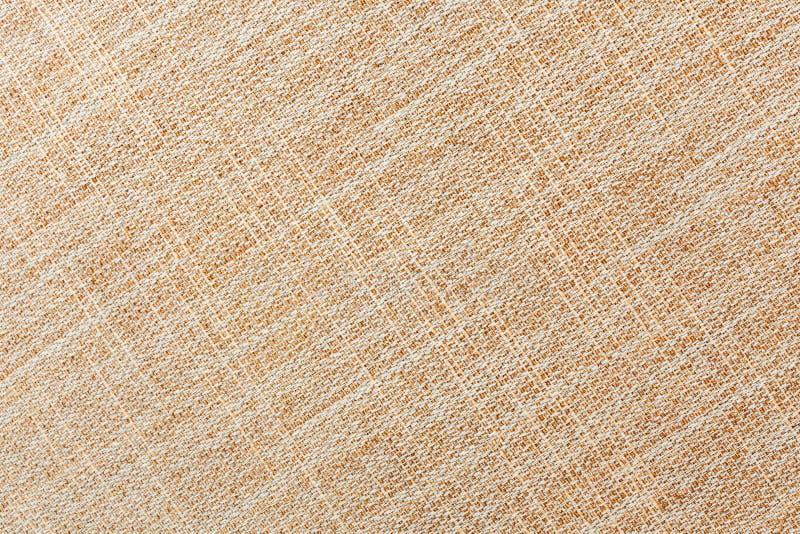 Textura áspera de la lona de la tela, modelo, fondo fotografía de archivo libre de regalías