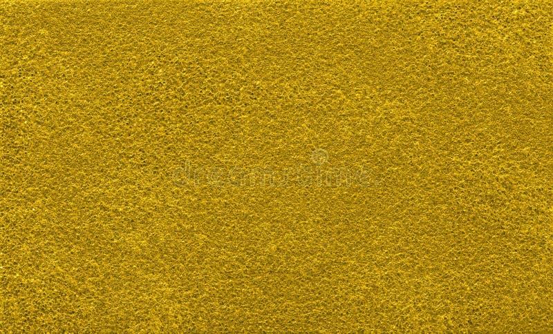 Textura áspera del oro Textura viva de la arena de oro para creativo ilustración del vector