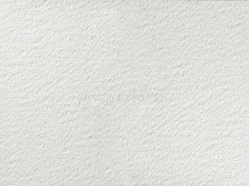 Textura áspera do papel da aguarela fotografia de stock royalty free