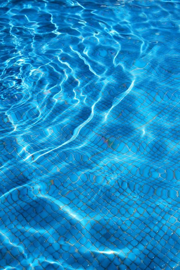 Textura 5 da água foto de stock royalty free