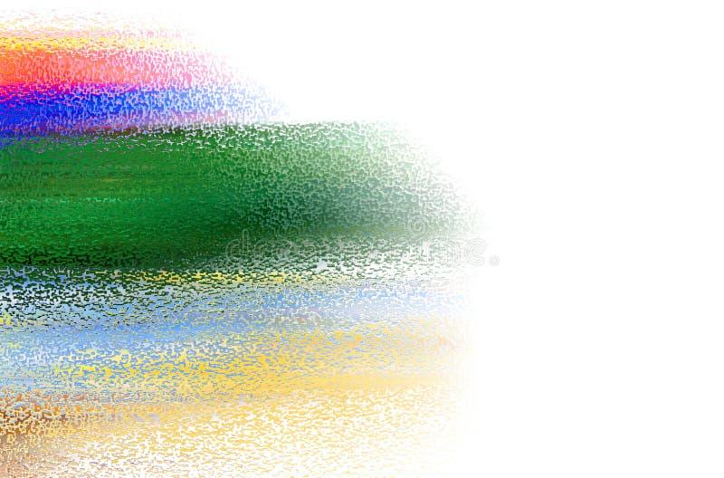 Textura abstracta stock de ilustración