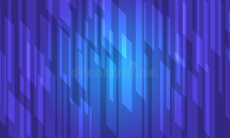 Textura abstracta cristalina azul fotos de archivo libres de regalías