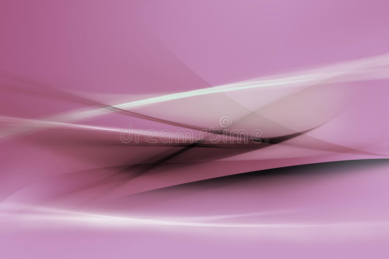 Textura abstracta del fondo de las ondas o de los velos de la púrpura ilustración del vector