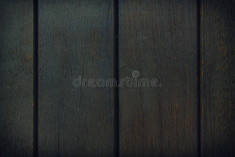 Textura abstracta del fondo del decking de madera con los tablones paralelos con huecos fotos de archivo libres de regalías