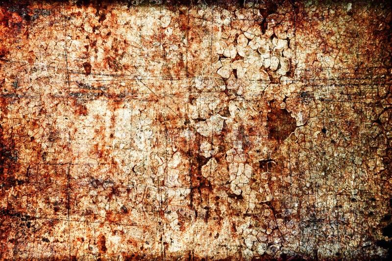 Textura abstracta del grunge: rasguños, suciedad, moho imágenes de archivo libres de regalías