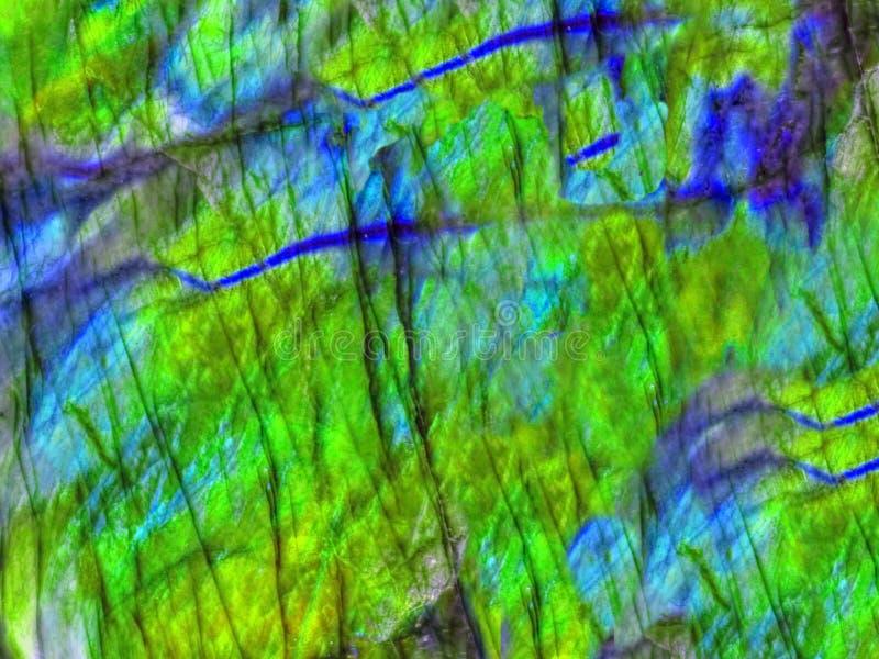 Textura abstracta del verde azul, fondo imagen de archivo libre de regalías