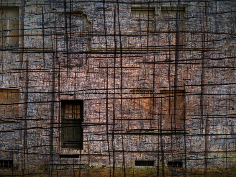 Textura abstracta negra fotos de archivo