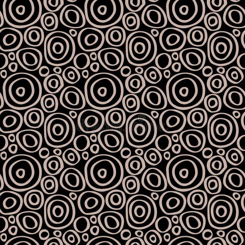 Textura abstrata ilustração do vetor
