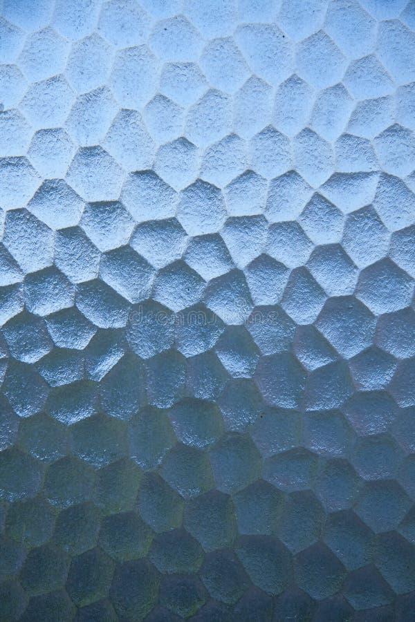 Textura abstrata azul de vidro do projeto. fotos de stock
