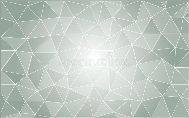 Textura abstrata branca do fundo ilustração royalty free