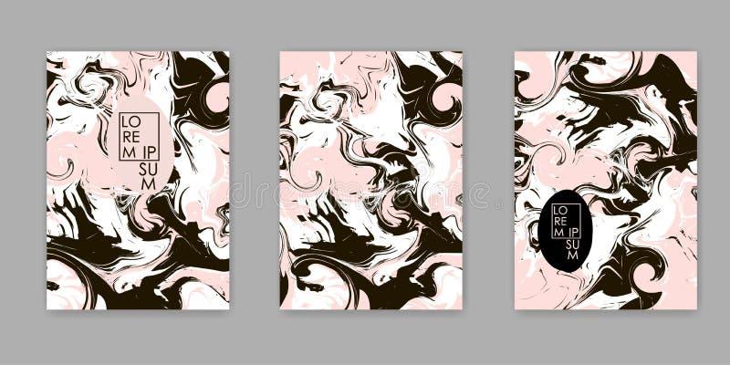 Textura abstrata colorida Fundo creativo ilustração stock