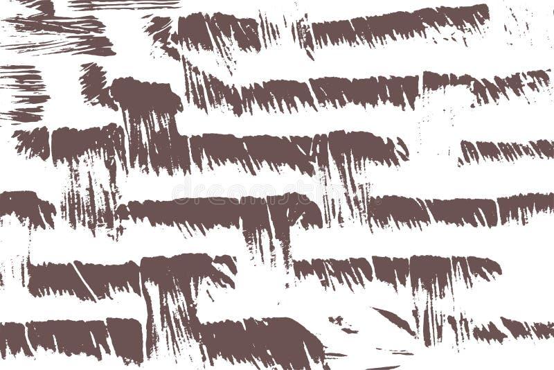 Textura abstrata com palha seca ilustração royalty free
