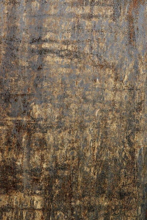 Textura abstrata da oxidação ilustração do vetor