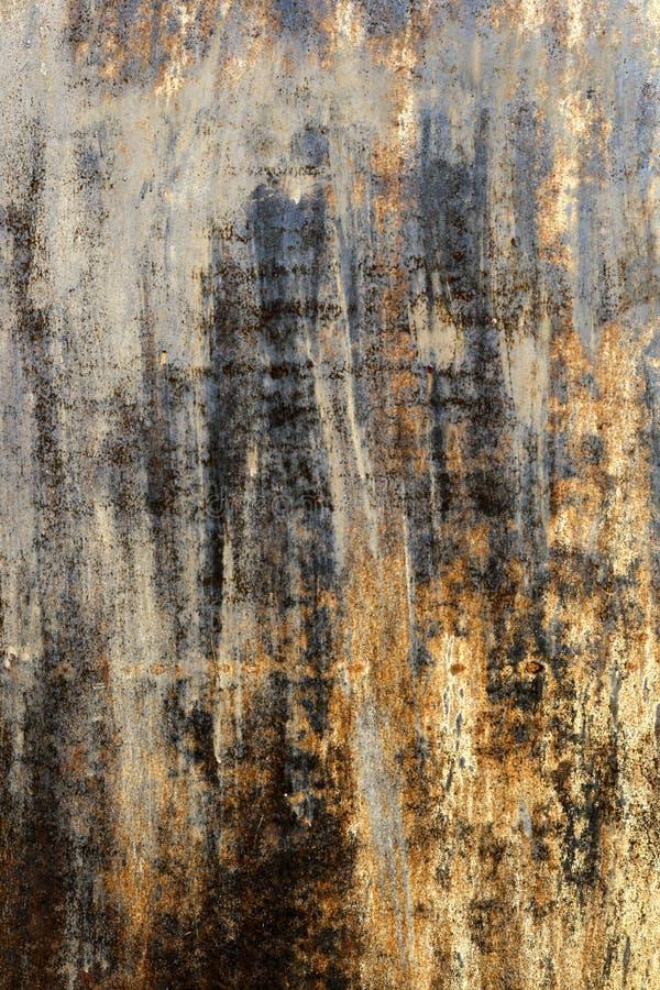 Textura abstrata da oxidação ilustração stock