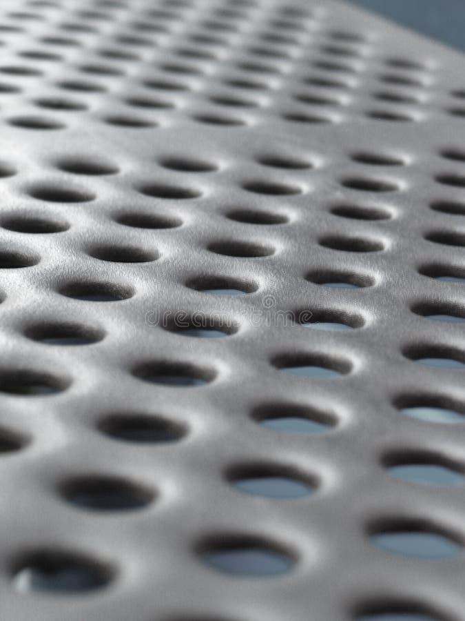 Textura Abstrata De Placas De Metal Fotografia de Stock