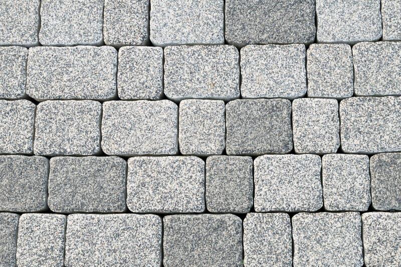 Textura abstrata do pavimento da pedra foto de stock
