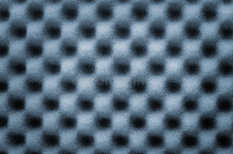 Textura abstrata do uso azul da esponja da onda para o fundo ou o contexto fotos de stock royalty free