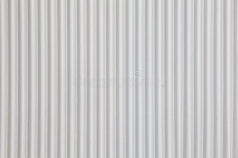 Textura Acanalada Del Metal Imagen De Archivo Imagen De