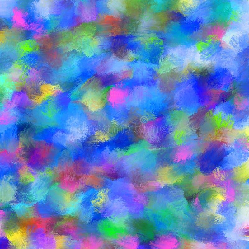 Textura aceitosa ilustración del vector