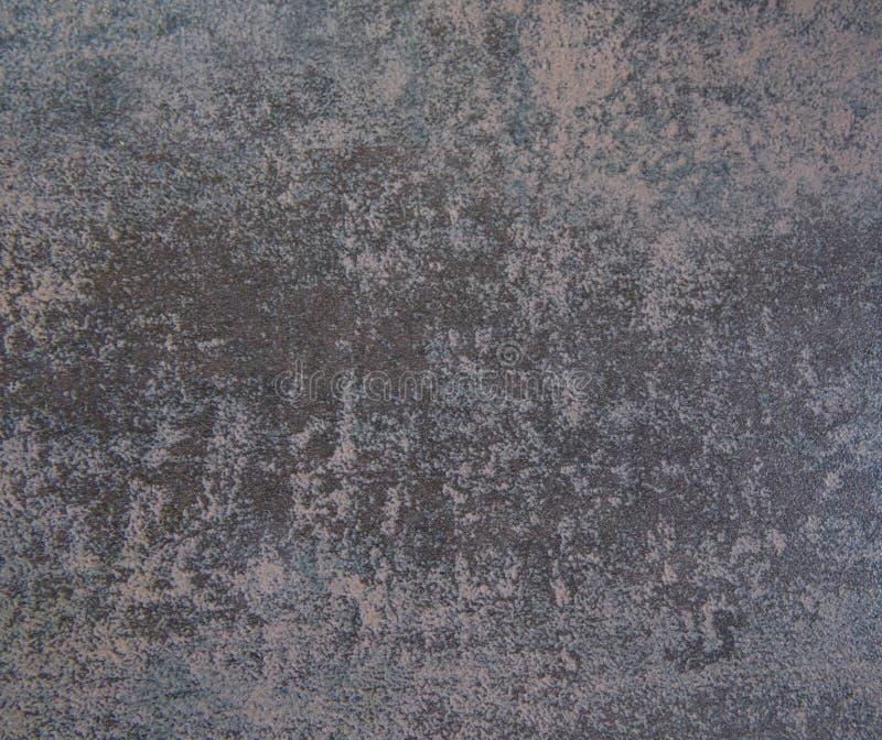 Textura afligida mesa envelhecida granulado cinzenta imagem de stock