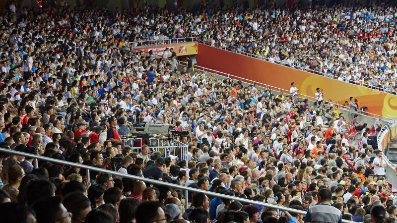 Textura aglomerada estádio dos povos