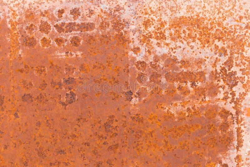Textura alaranjada abstrata do fundo imagem de stock