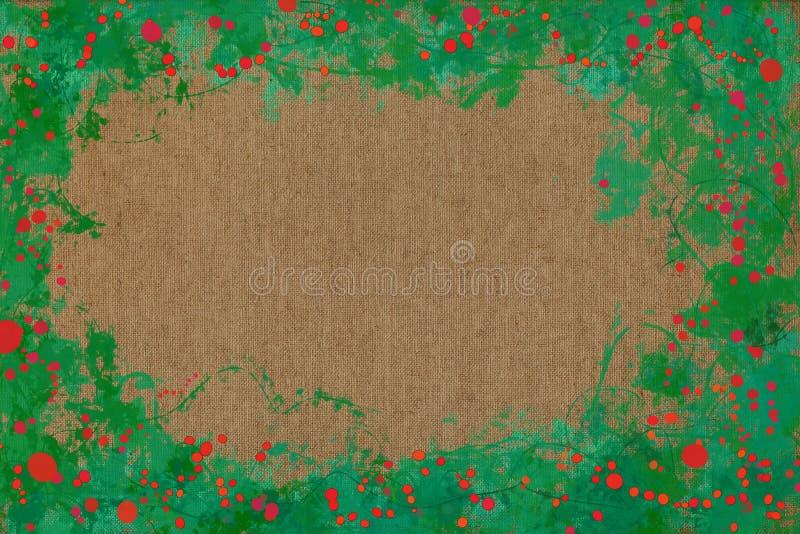 Textura alegre viva del fondo de la pintura con los modelos dinámicos y los colores vibrantes fotografía de archivo libre de regalías