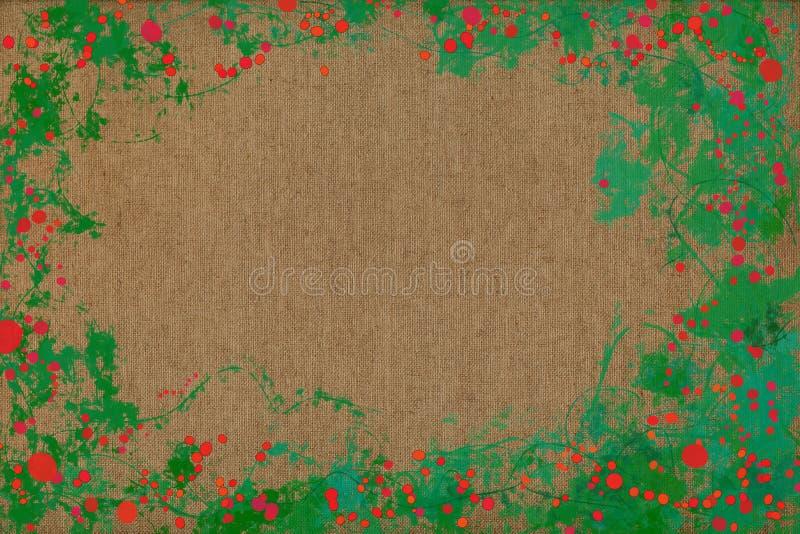 Textura alegre viva del fondo de la pintura con los modelos dinámicos y los colores vibrantes fotos de archivo