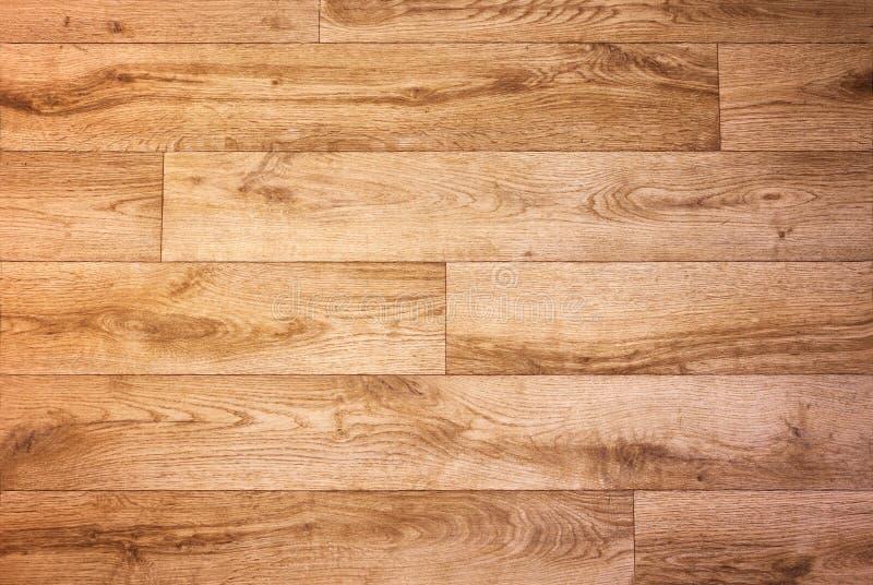 Textura almofadada de madeira do assoalho fotos de stock royalty free