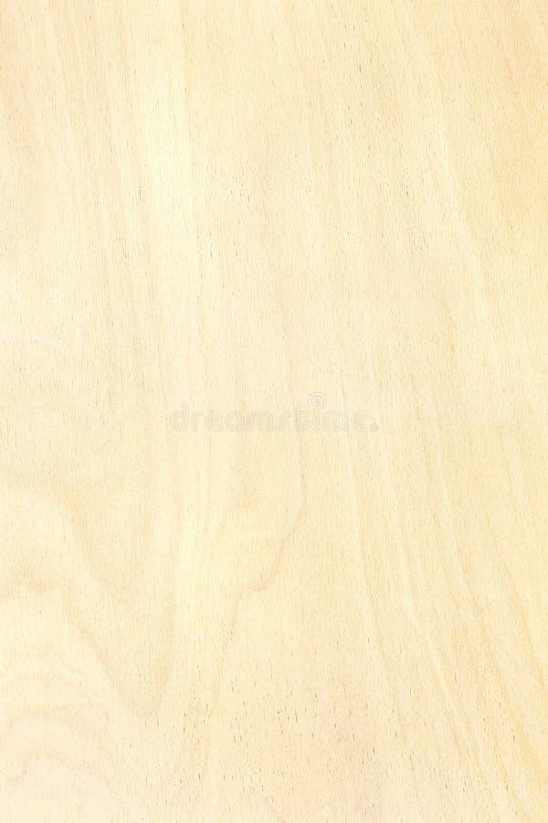 Textura amarela da madeira compensada com fundo de madeira natural do teste padrão fotos de stock royalty free