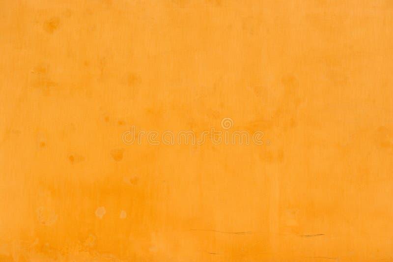Textura amarela da parede seca fotos de stock royalty free