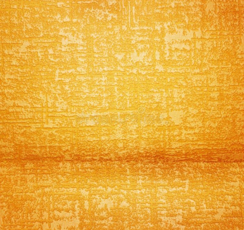 Textura amarilla hermosa ilustración del vector