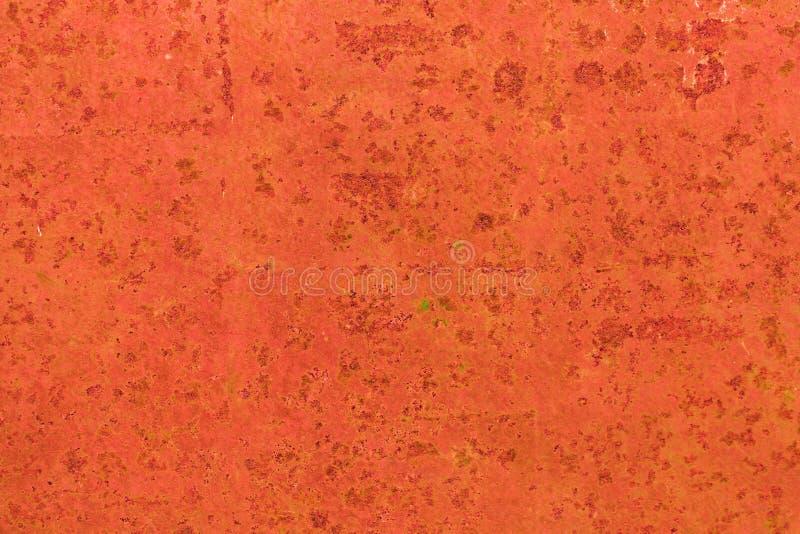 Textura anaranjada abstracta del fondo foto de archivo libre de regalías