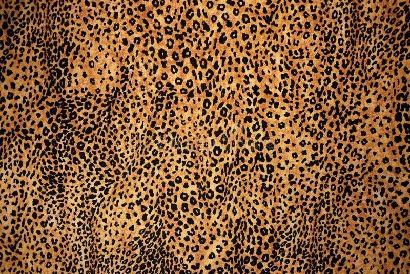 Textura animal de la impresión