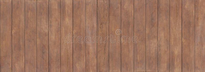 Textura antiga de parede de prancha de madeira para fundo ou fundo de decoração com espaço de cópia para o seu texto ou imagem imagens de stock royalty free